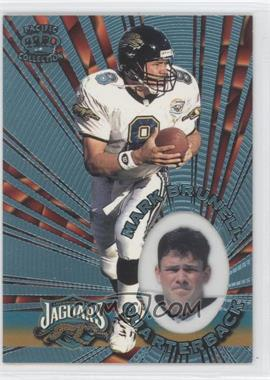 1996 Pacific Invincible Platinum Blue #I-67 - Mark Brunell