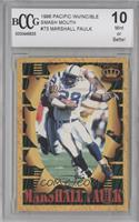 Marshall Faulk [ENCASED]