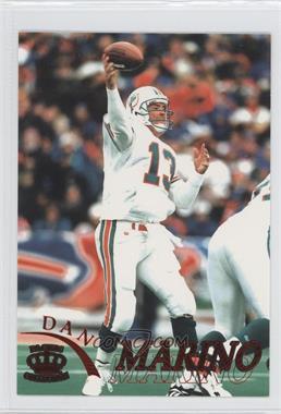 1996 Pacific Pure NFL Gridiron - [Base] - Red #65 - Dan Marino