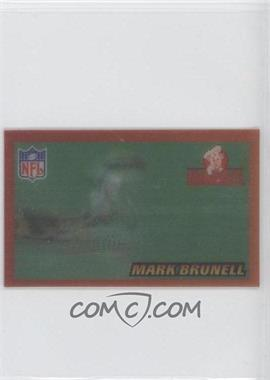 1996 Pinnacle Bimbo Mexican Bread Magic Motion Food Issue [Base] #26 - Mark Brunell