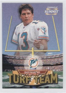 1996 Pinnacle Summit [???] #7 - Dan Marino /4000