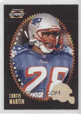 1996 Pinnacle Summit Artist's Proof #13 - Curtis Martin