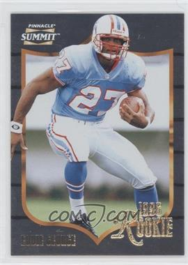 1996 Pinnacle Summit Foil #162 - Eddie George