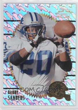 1996 Pinnacle Summit Ground Zero #48 - Barry Sanders