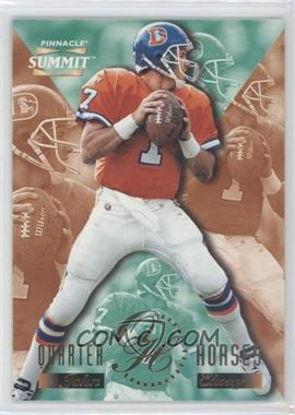 1996 Pinnacle Summit #196 - John Elway