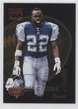 1996 Pinnacle Zenith Artist's Proof #Z-20 - Emmitt Smith