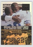 Michael Irvin, Emmitt Smith