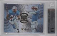 Rodney Thomas, Steve McNair, Chris Chandler, Chris Sanders [BGS 8.5]