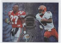 Eddie Kennison, Eric Metcalf, Eddie George, Marvin Harrison