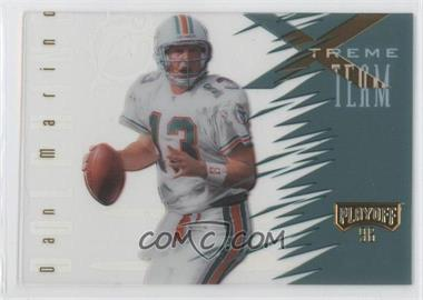 1996 Playoff Absolute Xtreme Team #XT04 - Dan Marino