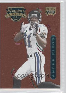 1996 Playoff Contenders Leather Accents #14 - Andre Rison