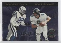 Marshall Faulk, Mark Brunell