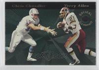 Chris Chandler, Terry Allen