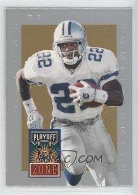1996 Playoff Trophy Contenders Xone #PZ-21 - Emmitt Smith