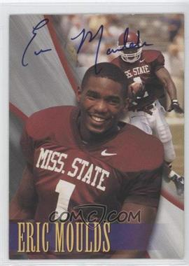 1996 Press Pass Paydirt Authentics Autographs #N/A - Eric Moulds