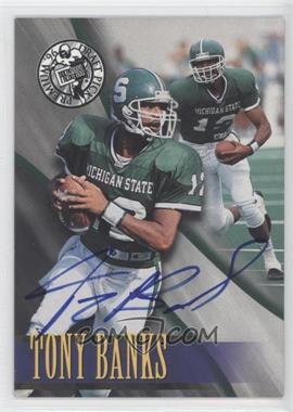 1996 Press Pass Premium [???] #TOBA - Tony Banks