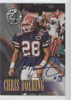 1996 Press Pass Premium Autographs #CHDO - Chris Doering