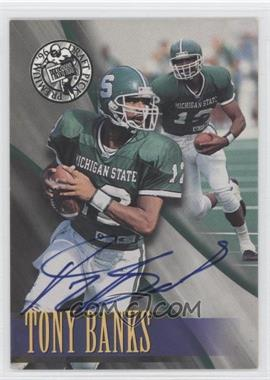 1996 Press Pass Premium Autographs #TOBA - Tony Banks