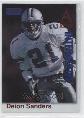 1996 Pro Line [???] #2 - Deion Sanders
