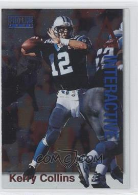 1996 Pro Line [???] #3 - Kerry Collins