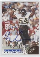 Duane Clemons /250