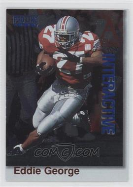 1996 Pro Line National Convention Interactive #10 - Eddie George