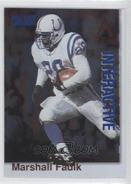 1996 Pro Line National Convention Interactive #8 - Marshall Faulk