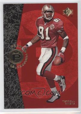 1996 SP - [Base] #7 - Terrell Owens