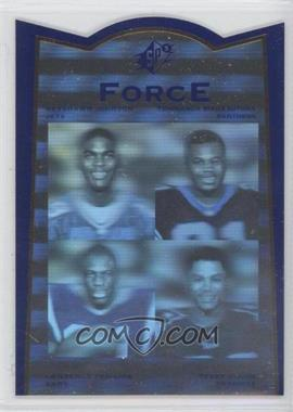1996 SP [???] #1 - Lawrence Phillips, Terry Glenn, Tshimanga Biakabutuka