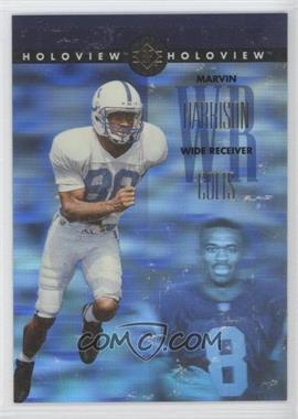 1996 SP [???] #38 - Marvin Harrison