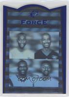 Jerry Rice, Carl Pickens, Isaac Bruce, Herman Moore