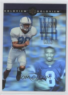 1996 SP Holoview #38 - Marvin Harrison