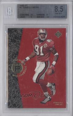 1996 SP #7 - Terrell Owens [BGS8.5]