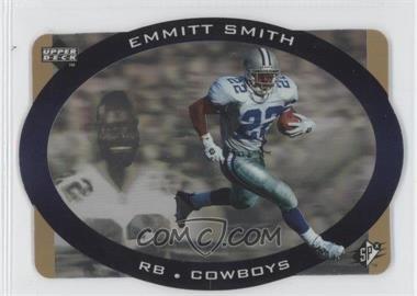 1996 SPx - [Base] - Gold #13 - Emmitt Smith