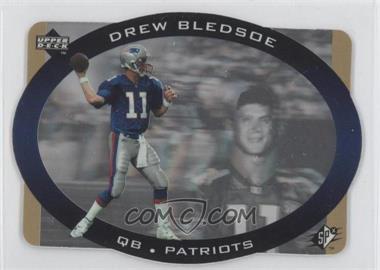 1996 SPx [???] #26 - Drew Bledsoe