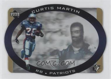 1996 SPx [???] #28 - Curtis Martin