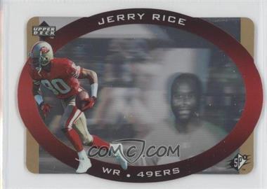 1996 SPx [???] #42 - Jerry Rice
