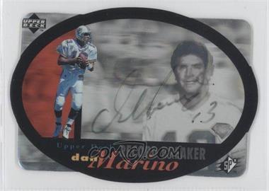 1996 SPx Dan Marino Record Breaker #N/A - Dan Marino