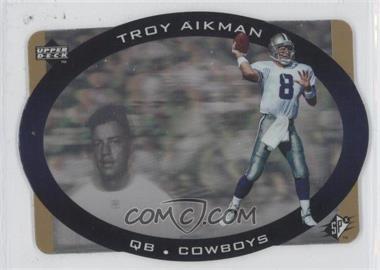1996 SPx Gold #11 - Troy Aikman