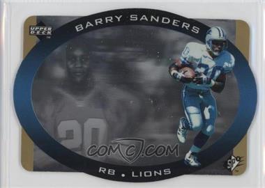 1996 SPx Gold #16 - Barry Sanders