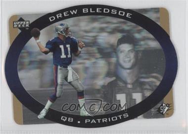 1996 SPx Gold #26 - Drew Bledsoe