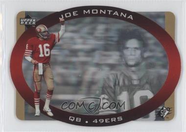 1996 SPx Gold #43 - Joe Montana