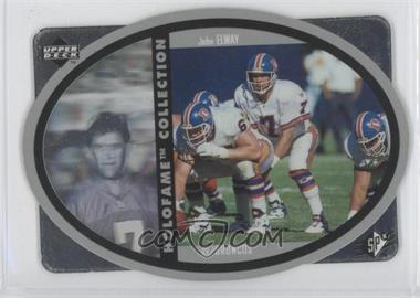 1996 SPx Holofame Collection #Hx6 - John Elway