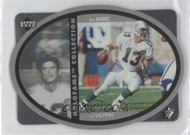 1996 SPx Holofame Collection #Hx8 - Dan Marino