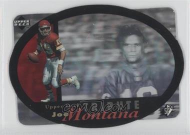 1996 SPx Joe Montana Tribute #UDT-19 - Joe Montana
