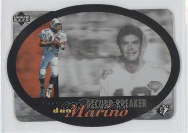 1996 SPx #UDT-13 - Dan Marino