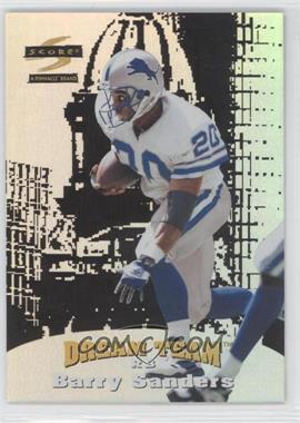 1996 Score Dream Team Promo #5 - Barry Sanders