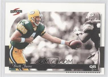1996 Score Force Field #119 - Brett Favre