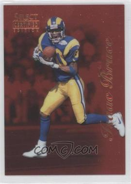 1996 Select Certified Edition Promo Red #1 - Isaac Bruce