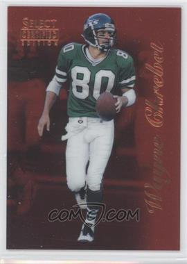 1996 Select Certified Edition Promo Red #24 - Wayne Chrebet